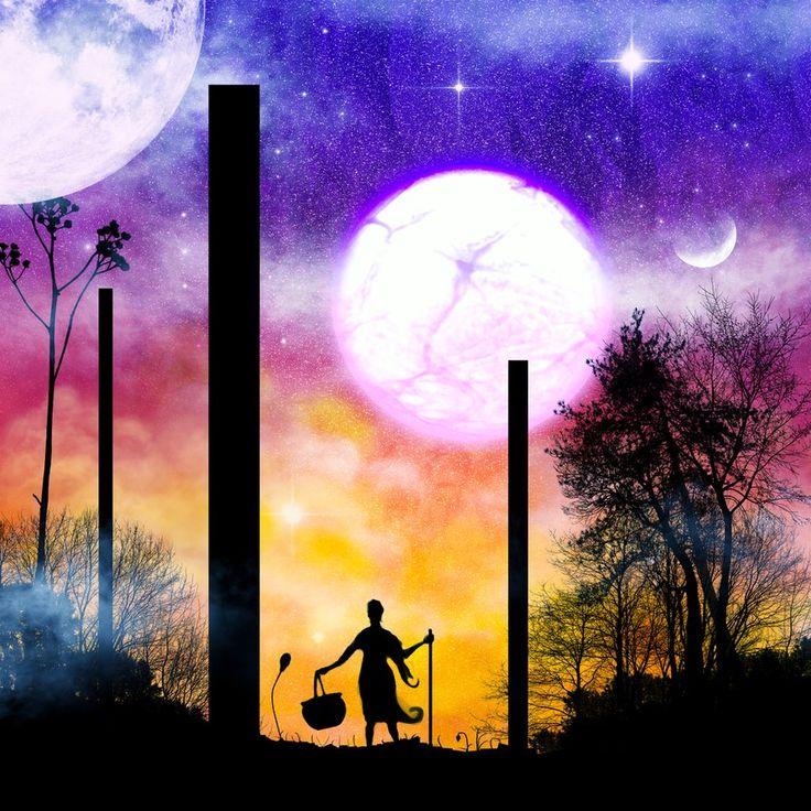 Witchy by Moonlit-Emporium.deviantart.com on @DeviantArt
