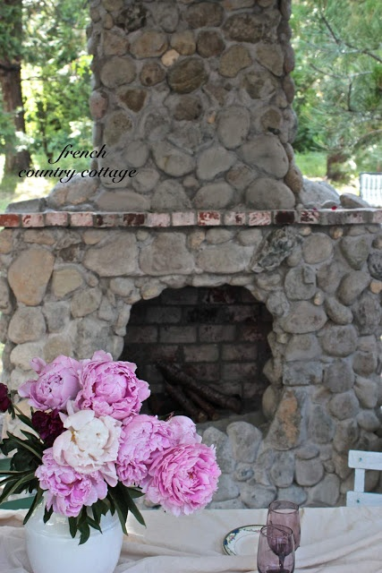 17 best images about shiny new pins on pinterest crafts for French country stone fireplace