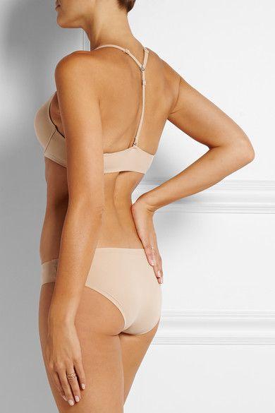 Calvin Klein Underwear - Perfectly Fit Multi-way Padded Bra - Beige - 34DD