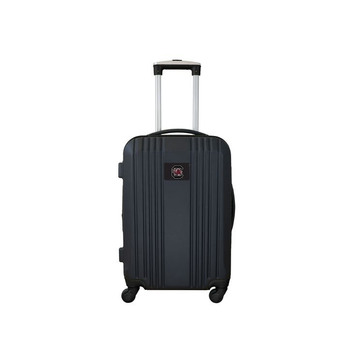 NCAA South Carolina Gamecocks 21 Hardcase Two-Tone Carry-On Spinner