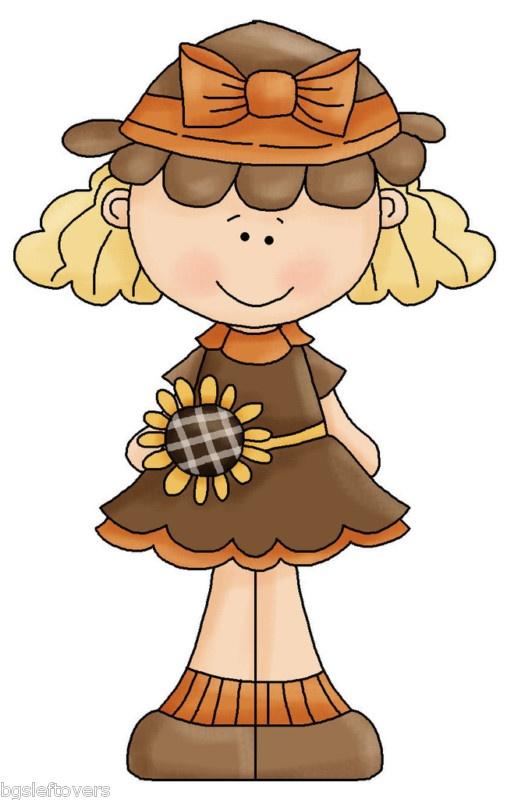 LITTLE GIRL CLIP ART