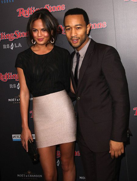 Chrissy Teigen - Rolling Stone 2010 American Music Awards AMA VIP After Party - Arrivals