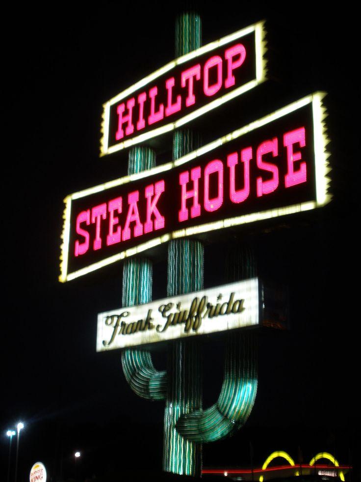 Hilltop steakhouse - Saugus, MA