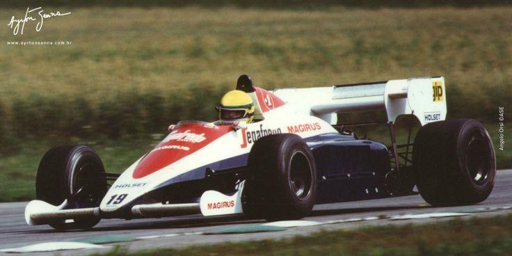 Grande Prêmio da Áustria – 1984   Ayrton Senna