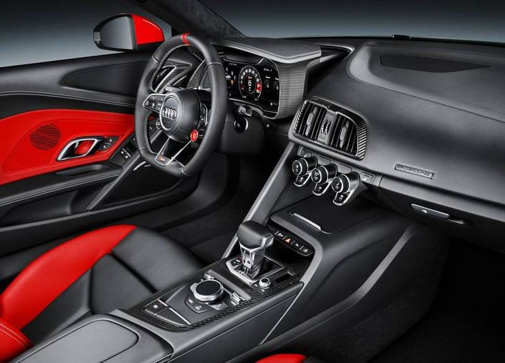 2017 Audi R8 Coupe : Supercar with an affordable price