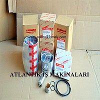 YANMAR VIO57U, 5-10 Ton Mini Ekskavatörler Motor Yedek Parçaları