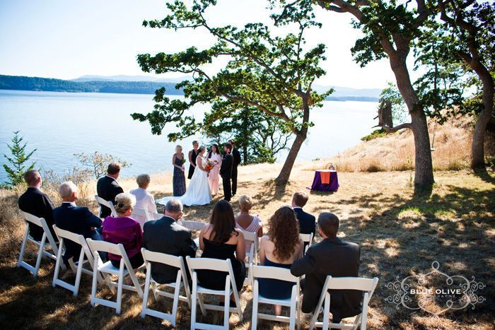 BC Wedding Venues: Wilderness Weddings at The Eagle's Nest on Galiano Island