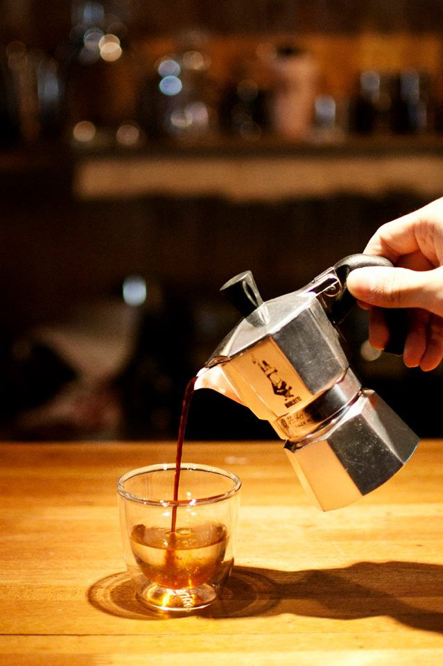 Discover your own taste @Coffee Project   #mokapot #bialetti #coffee #cafe www.facebook.com/mycoffeeproject
