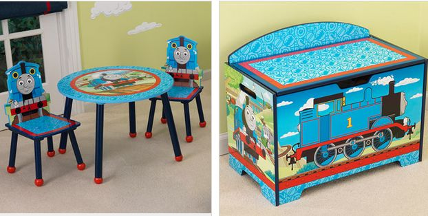 Thomas The Train Furniture Collection Designer Kids Pinterest Thomas The Train The O 39 Jays