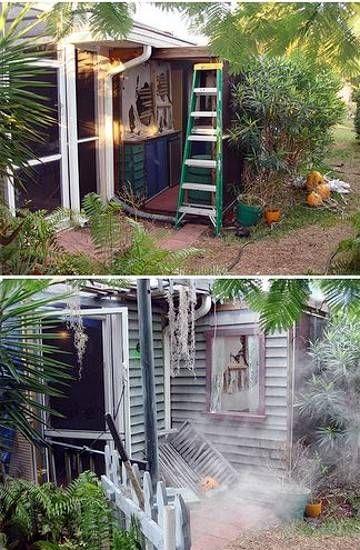 Best 25 Yard Haunt Ideas On Pinterest Halloween Graveyard