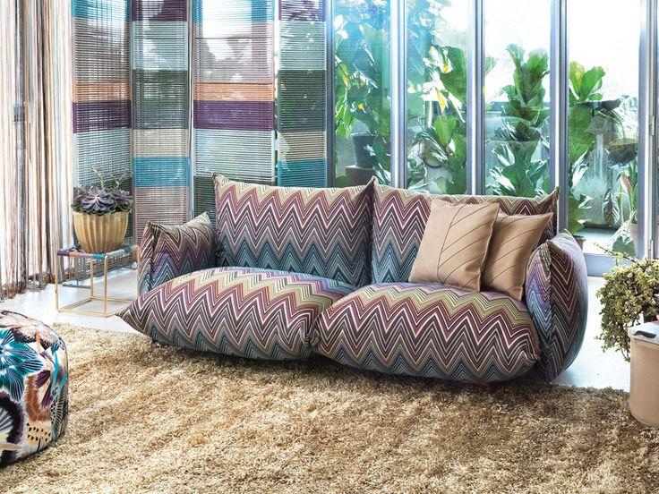TOP 4 Sectional Sofa By MissoniHome Design MissoniHome Studio