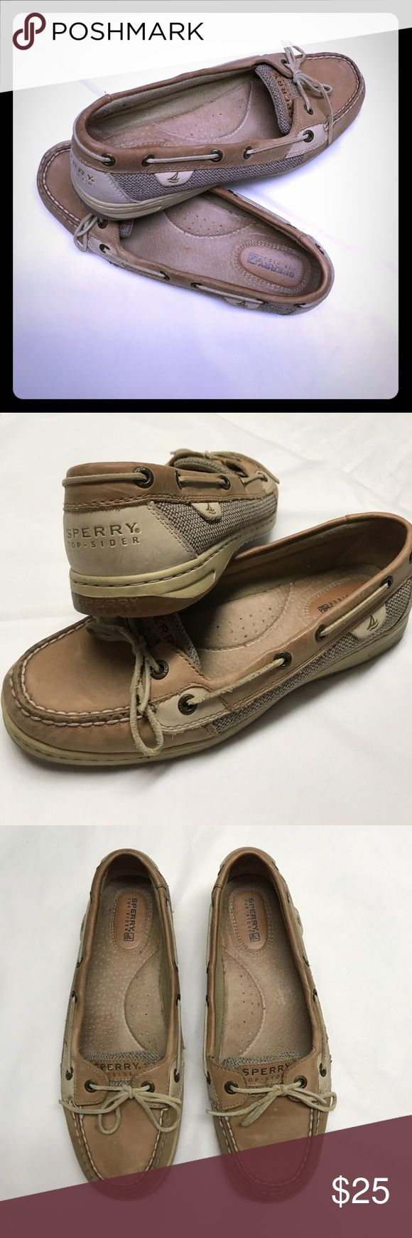 Sperry Top-Sider ladies shoes very good condition (See pictures). Size 8 1/2 M Sperry Top-Sider Shoes Slippers
