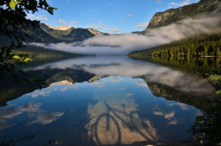 Home sweet home: Lake Bohinj, Slovenia