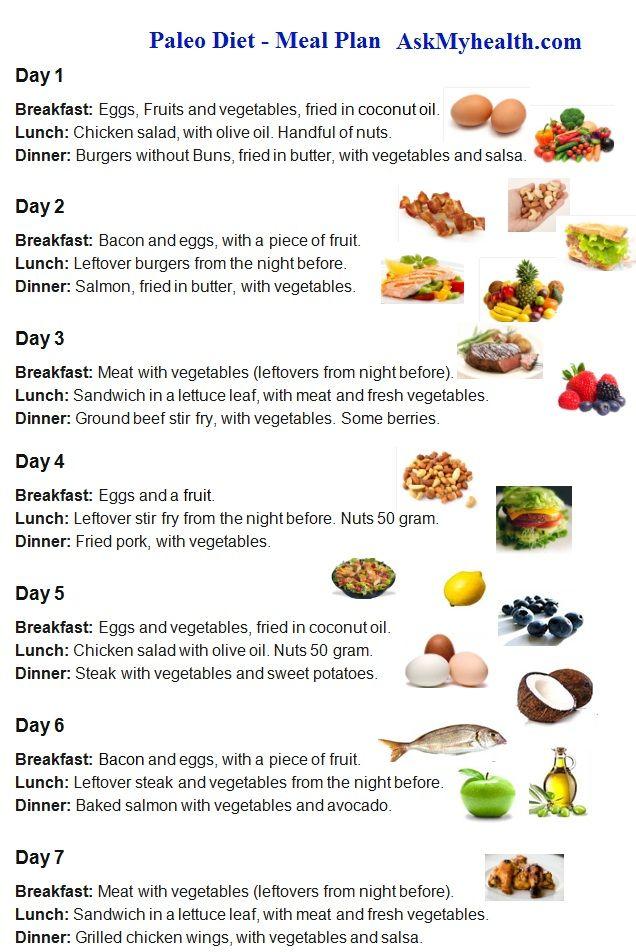 www paleo diet plan