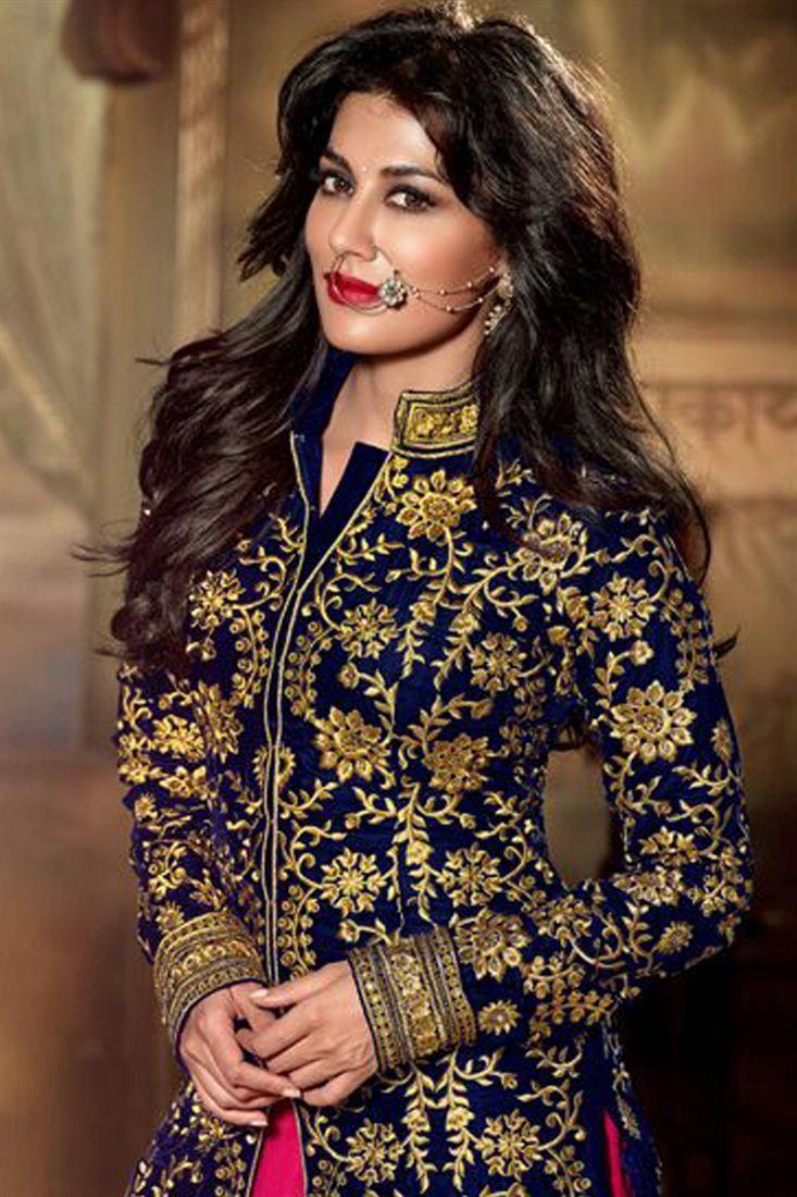 Chitrangada Singh Jacket Style Lehenga Choli