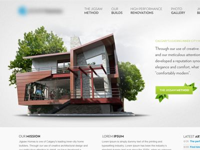 Green Home Builder by Bryan Maniotakis