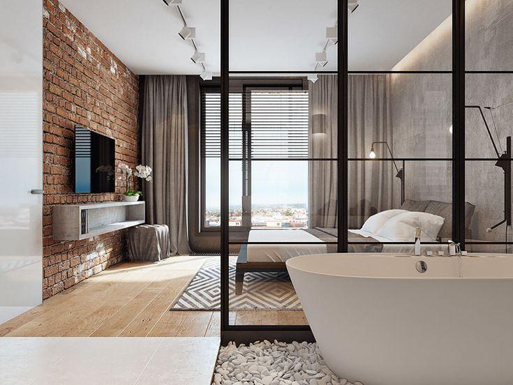 布拉格家庭宅 用系統家具搭配工業風 - DECOmyplace 新聞