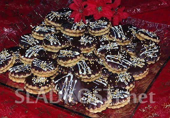 Pařížské dortíčky