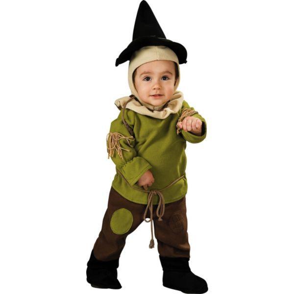 Baby Scarecrow Costume - Wizard of Oz