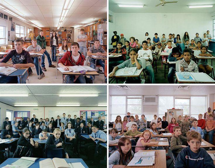klaslokalen 6