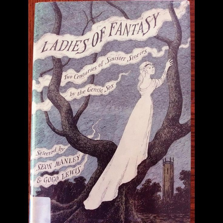 Ladies of Fantasy (1975) I can think of no other artist whose cover art will instantly compel me to read a book. Of course, there is usually a common thread in books with Edward Gorey's wonderful artwork gracing their covers.  To be fair, I did see E. Nesbit's name in the table of contents, which didn't hurt. 🙂 #currentlyreading #edwardgorey #art #book #bookcover