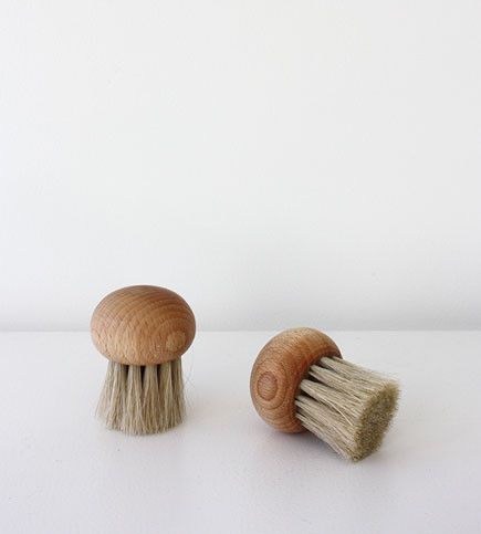Redecker Mushroom Cleaning Brush