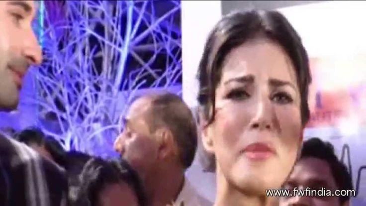 Sunny Leone Found Her Brother In Mumbai