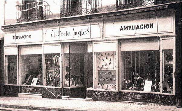 Revisión Interior: Grandes Almacenes en España 6 – El Corte Ingles