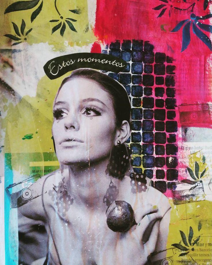 """ristezas y melancolías. La vida es amable tiene pocos días y tan sólo ahora la hemos de gozar"""" Federico García Lorca . . .  #ladytacones #caminaescribedibuja#walkwritedraw #sketchbook #artjournal#moleskineart #nosinmicuaderno #paperart#womanstyle #mixedmedia #collage#handmadecollage #analogcollage#papercollage #quedanilusiones #inspiring #womenwhodraw #collagecollectiveco #art#fashionillustration #color #design #deco#visualart #wabisabi #artbarcelona#instaartist#charme #ceciliagañándemolina…"""