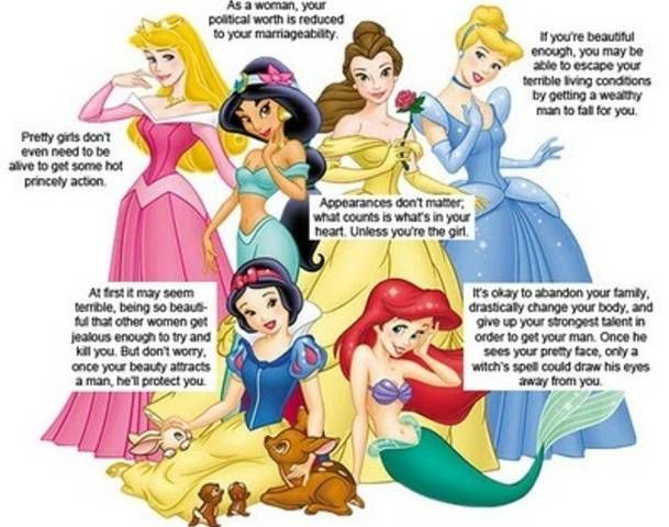 The Princess position -- logical fallacy for AP Comp
