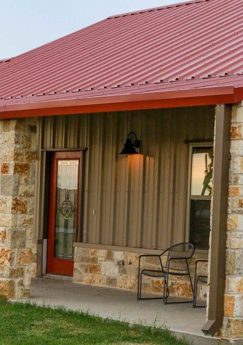295 best images about metal building homes on pinterest for Metal buildings for houses