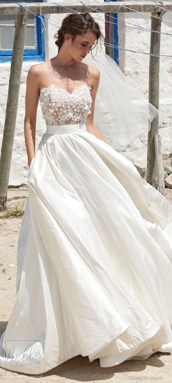 Elbeth Gillis 2019 Wedding Dresses: Arniston Blue Bridal Collection