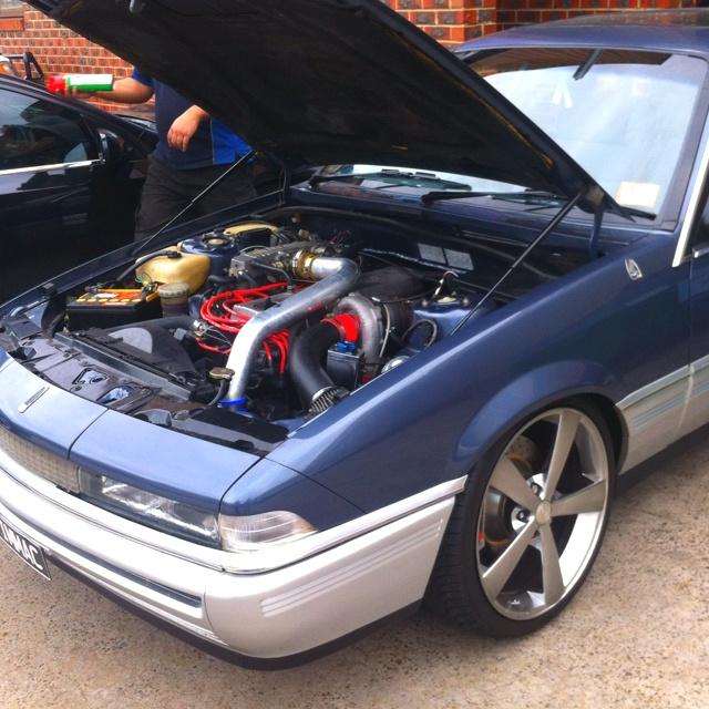 My VL Calais Turbo!