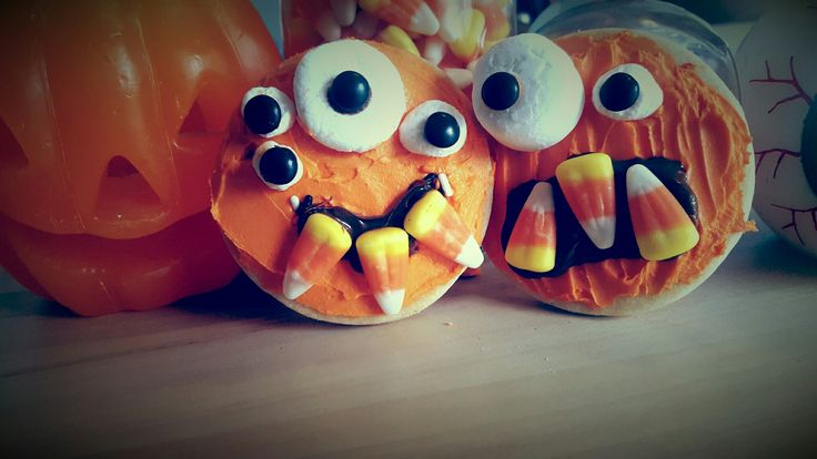 Halloween is approaching! Our 'Jack'OLantern monster  diy kits provide fun activities and themes for all ages! This one  $8 order through shortnsweeettreats@hotmail.com Melbourne, Australia