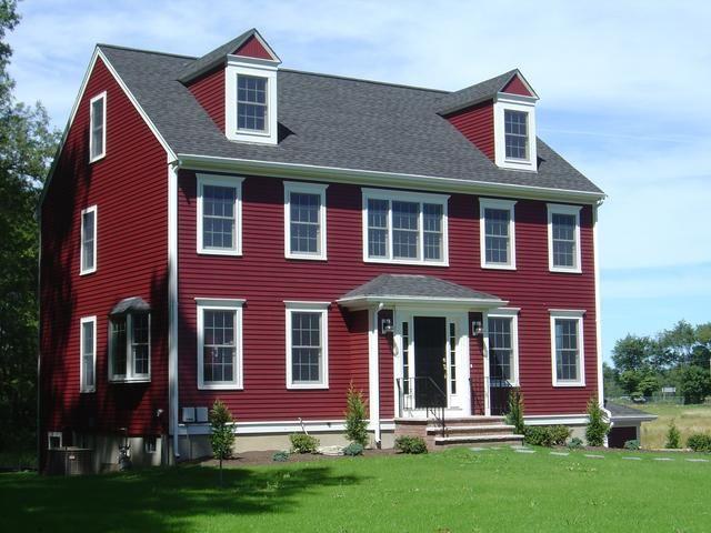 Farmhouse Vintage Early American Farmhouse In Historic
