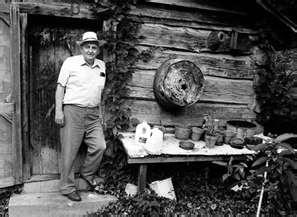 James Still. Author from Knott Co. Kentucky.