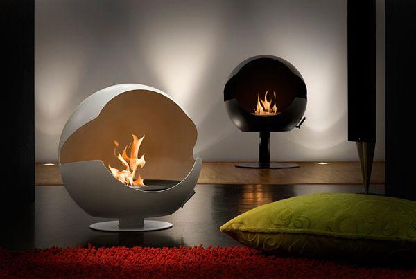 Vauni fireplace  Bio Ethanol Fireplaces by Vauni