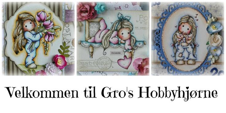 Gro's Hobbyhjørne