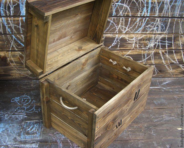 Купить Деревянный сундук. Большой сундук деревянный. Сундук - сундук, сундук деревянный, сундук из дерева