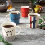 Exclusive First Look! ED Ellen DeGeneres Crafted by Royal Doulton Releases Four Lifestyle Mugs, Just in Time for Christmas!