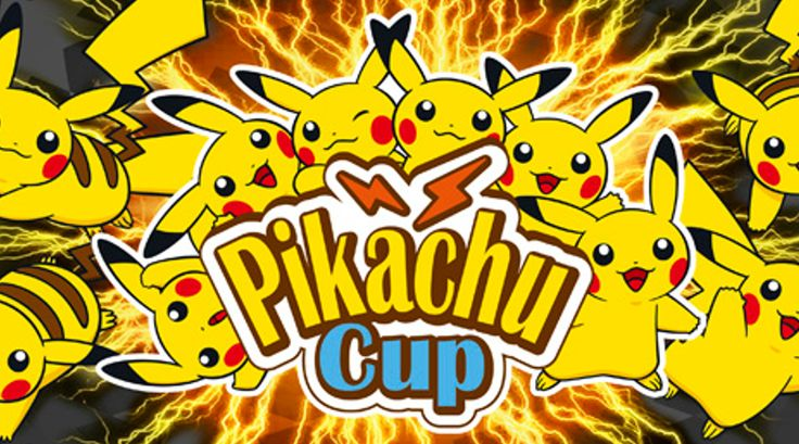 Pikachu Cup Wi-Fi turnering annonserat