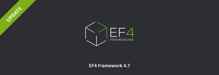We have updated EF4 #framework to 4.7 version. The new release brings new awesome #features suggested by our customers and several improvements for already existing features. #Joomla