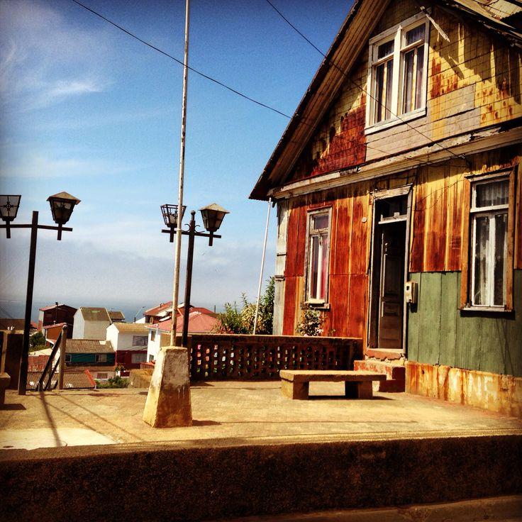 Talcahuano, Chile.