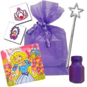 Girls Pre Filled Party Bag - PB072