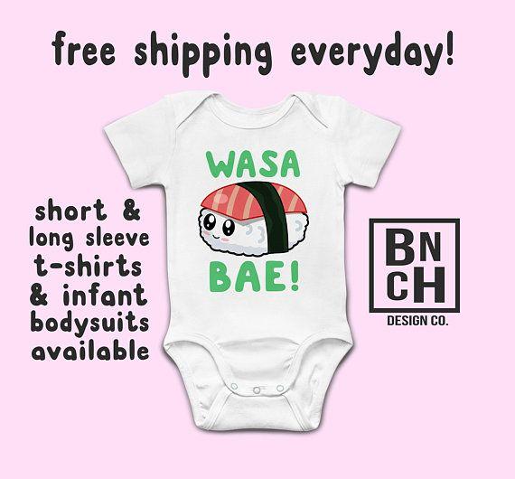 Wasabae Infant Bodysuit