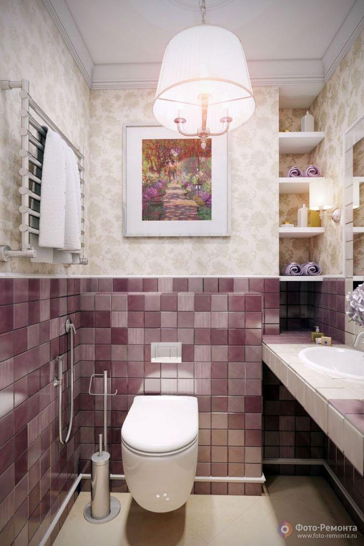Туалет фото, дизайн туалета фото, ремонт туалета, санузел | Фото ремонта.ру - Фото дизайна интерьера квартир, ремонт и оформление интерьера.