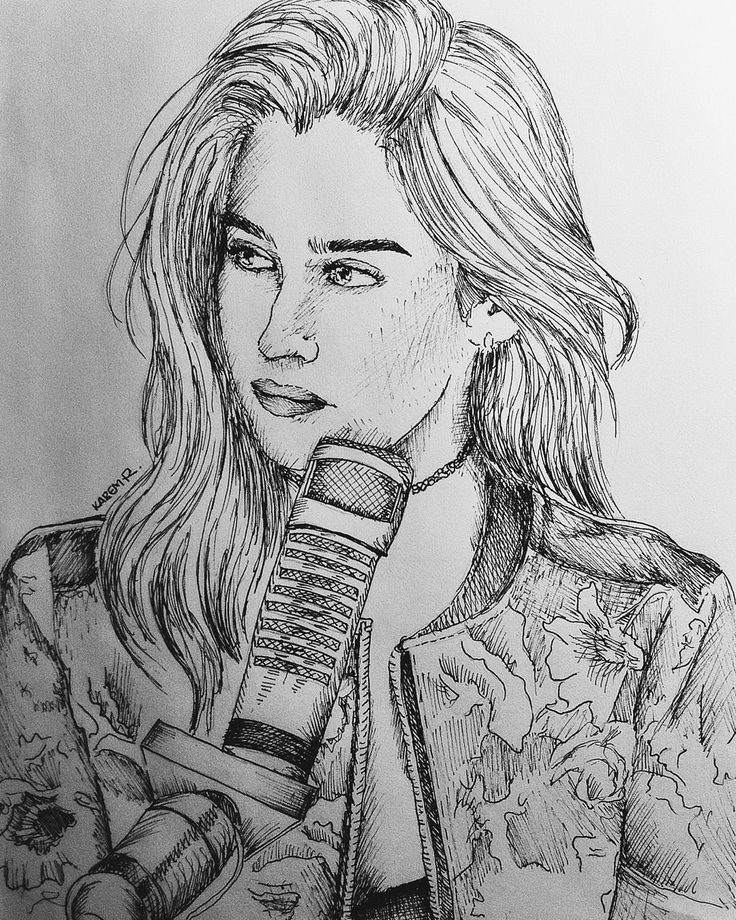 camila fifth harmony coloring pages - photo#13