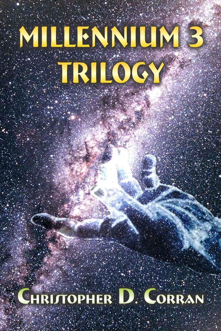 All 3 novels of the Millennium 3 Trilogy in One Combined eBook !