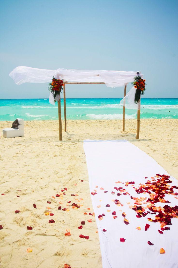 At Riu Palace Riviera Maya Ideally Located