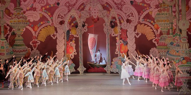 NYCB - George Balanchine's The Nutcracker  http://atrium.lincolncenter.org/index.php/day-of-discount-tickets